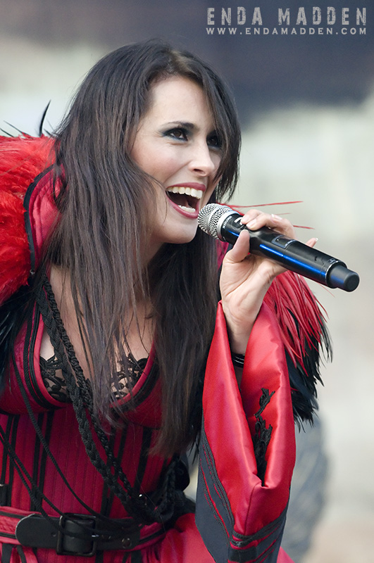 Diary Of A Rock Photographer » Within Temptation at Download