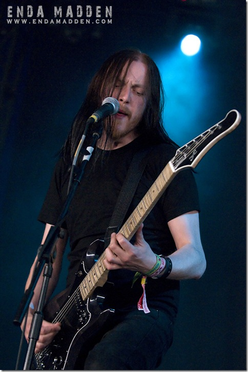 2008 Johnny Truant at Download