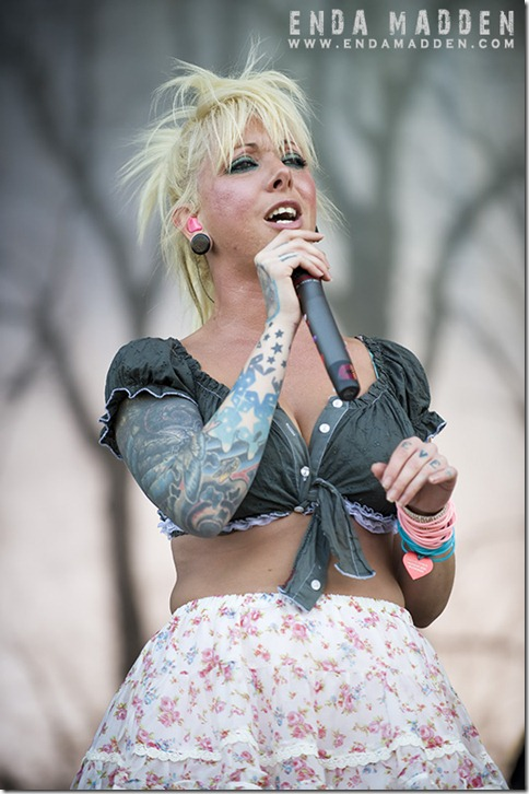 2009 In This Moment at Download 086 by Enda Madden copy