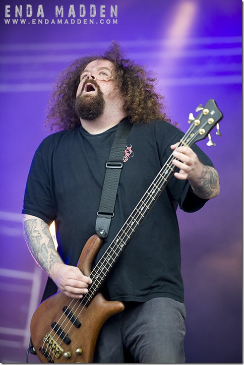 Napalm Death at Bloodstock