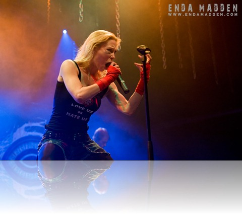 2010 Arch Enemy at London Forum by Enda Madden_0047 copy