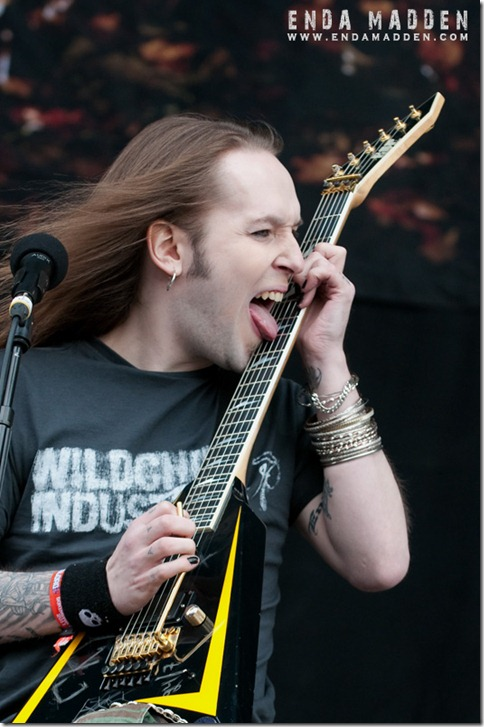 2011 Children of Bodom at Download by Enda Madden_0134 copy