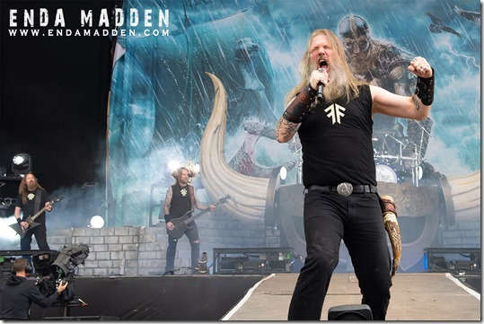 2019 Amon Amarth WIDE at Download_0071 by Enda Madden