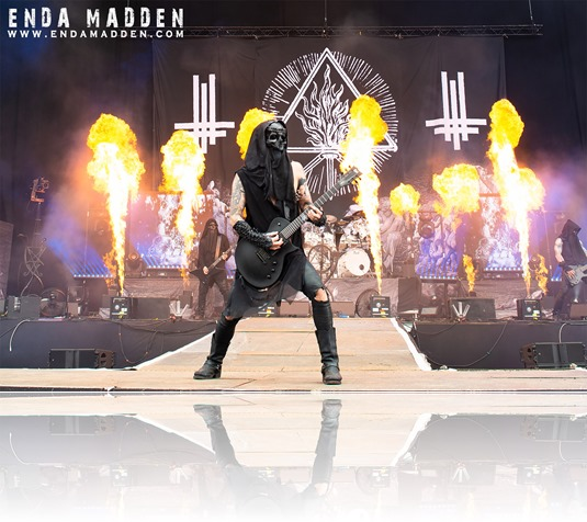 2019 Behemoth WIDE at Download 2019_0054 - SOFT by Enda Madden