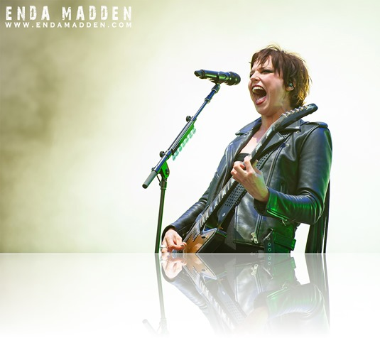2019 Halestorm at Download_0091 by Enda Madden