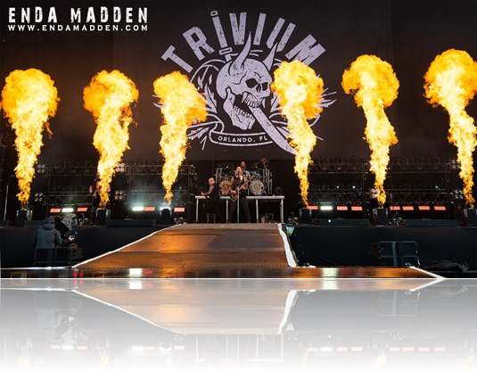 2019 Trivium WIDE at Download_0040 by Enda Madden