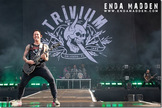 2019 Trivium WIDE at Download_0137 by Enda Madden