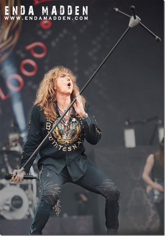 2019 Whitesnake at Download_0058 by Enda Madden