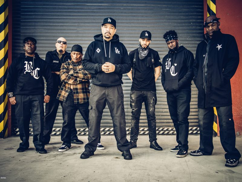 "BODY COUNT release video for ""Point The Finger"" feat. Riley Gale (Power Trip)"