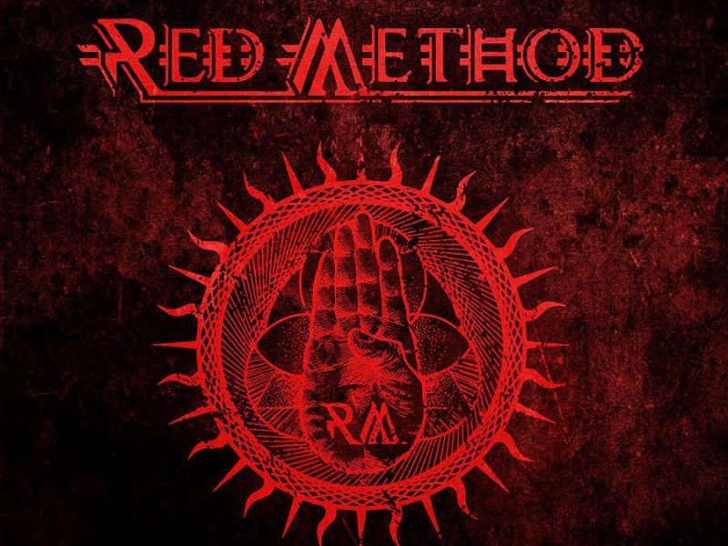 "RED METHOD headline the Takeover Stage and premier their new video ""The Narcissist's Prayer"" feat Jason Mendonca (Akercocke)"